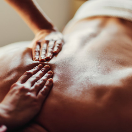 Massage tibétain