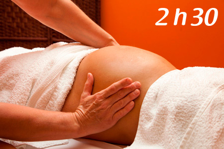 Massage Prénatal - Séance de 2h30