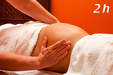 Massage Prénatal - Séance de 2h